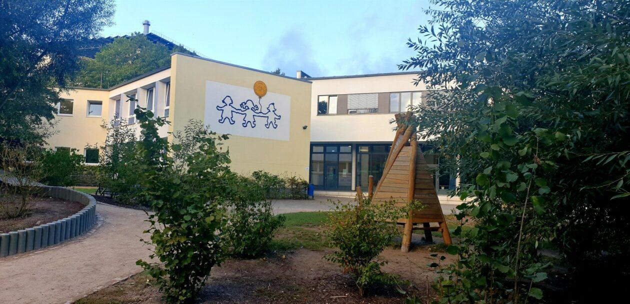 Herzlich Willkommen auf der Homepage der Schule Rotenhäuser Damm